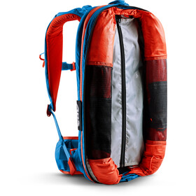 ABS P.RIDE Base Unit Sac à dos, ocean blue